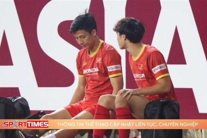 Cầu thủ ĐTVN tái khám sau khi căng sức trước ĐT Australia