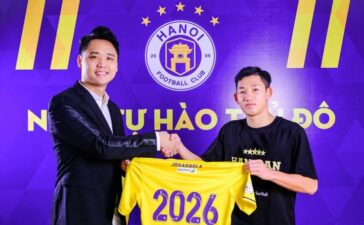 Chính thức: Hà Nội FC trình làng tân binh Nguyễn Hai Long