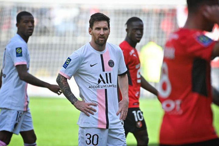 Messi dập tắt cơ hội vô địch Champions League của PSG