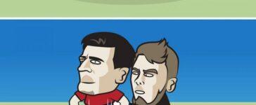 Biếm họa 24h: Maguire 'tri ân' đội bóng cũ