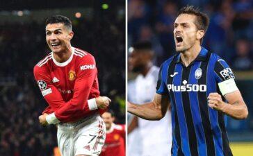 TRỰC TIẾP MU - Atalanta: Ronaldo đá chính, Pogba dự bị