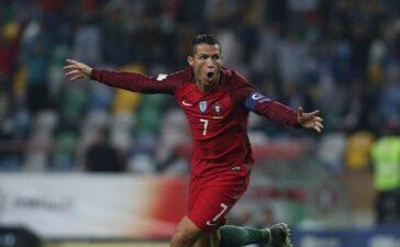Ngày này năm xưa: Ronaldo lần đầu lập 'poker' cho ĐT Bồ Đào Nha